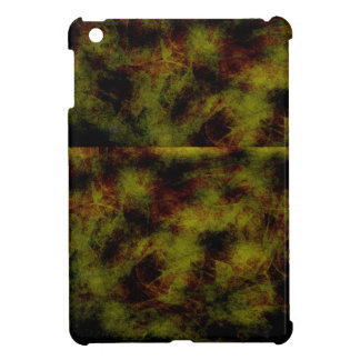 abstrakte Tönungsfarbe iPad Mini Hülle