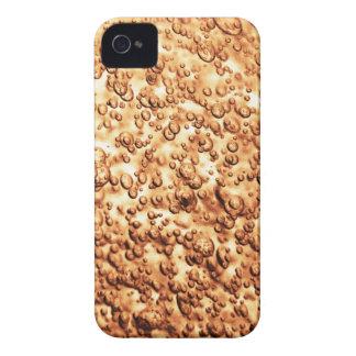 Abstrakter Blasenhintergrundentwurf iPhone 4 Case-Mate Hüllen