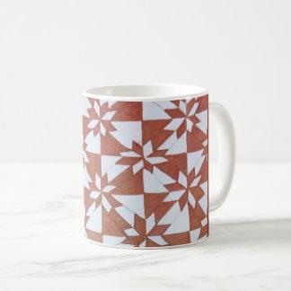 Abstrakter Entwurf Kaffeetasse