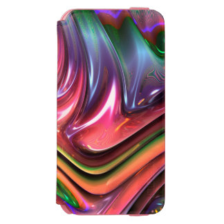 Abstrakter glatter Fall Incipio Watson™ iPhone 6 Geldbörsen Hülle