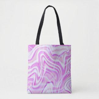 Abstrakter rosa Strudel-Entwurf