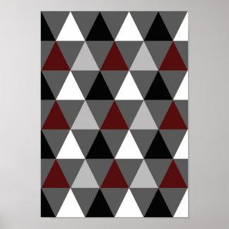 Abstraktes #403 poster