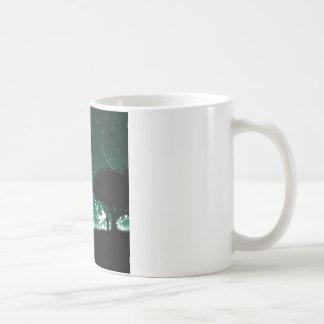 Abstraktes cooles ein Zeichen der Sterne Tasse