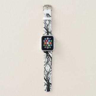 Abstraktes Muster der Apple Watch Armband