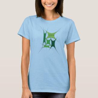 abstraktes St. Patricks Day T-Shirt