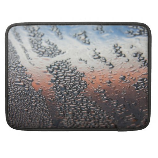 Abstraktes Tropfen macbook Prohülse Sleeve Für MacBook Pro