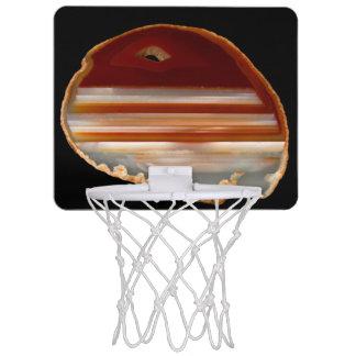 Achat-Scheibe-Rückenbrett-MiniBasketballkorb Mini Basketball Ring