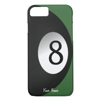 Acht Ball-Pool-Spiel kundenspezifischer iPhone 3G iPhone 8/7 Hülle