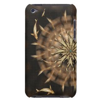 Acht Koi Metallmandala-Case-Mateipod-Kasten Case-Mate iPod Touch Hülle