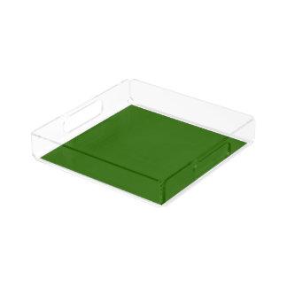 Acryl-Schablone EITELKEIT Behälter-DIY addieren Acryl Tablett