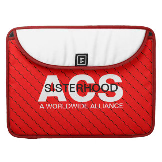 ACS Sisterhood Macbook Prohülse MacBook Pro Sleeves