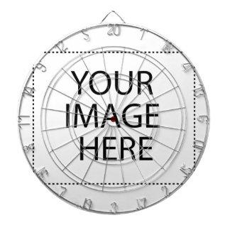 Addieren Sie Bild-Text-Logo hier machen Ihren Dartscheibe