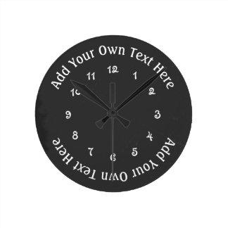 Addieren Sie Ihre eigene personalisierte Uhr