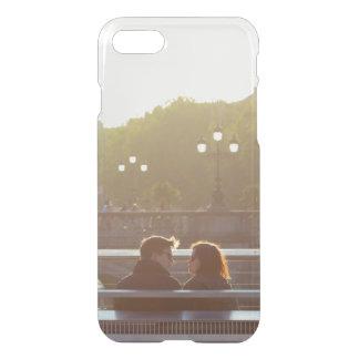 Addieren Sie Ihre eigenen Paare der Verlobung Save iPhone 8/7 Hülle