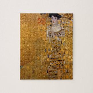 Adele, die Dame im Gold - Gustav Klimt Puzzle