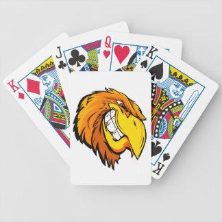 Adlerkopf Bicycle Spielkarten