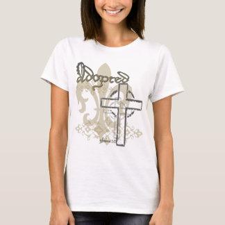 Adoptiertes LadiesT T-Shirt