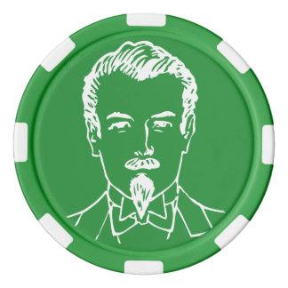 Adretter Typ Pokerchips