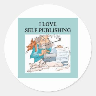 aelf Verlags- Verfasser/Autoren Stickers