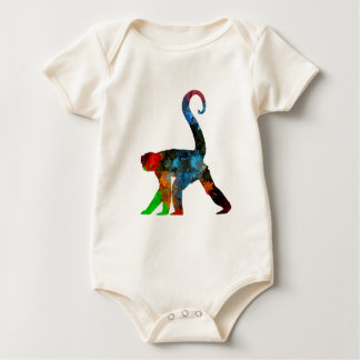 Affe Baby Strampler