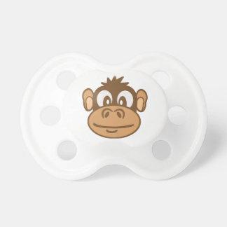 Affe-Gesicht Schnuller