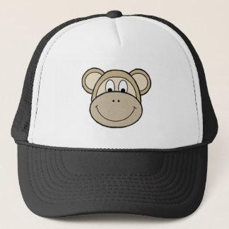 Affe-Gesicht Truckerkappe