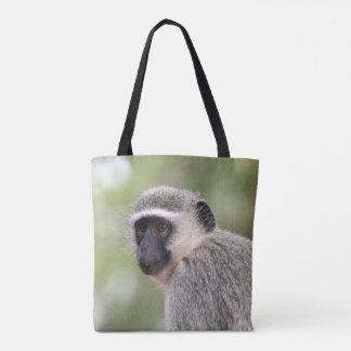Affe-Taschen-Tasche