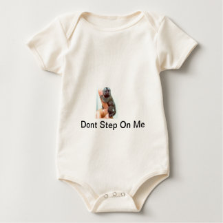 Affen Baby Strampler