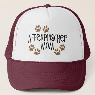 Affenpinscher-Mamma Truckerkappe