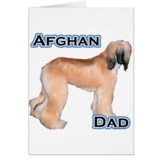 Afghanischer Vati 4 Karte