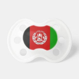 Afghanistan 0-6 Monat alte Flaggen-Schnuller Schnuller