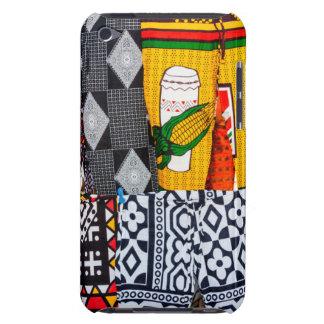 Afrika, Angola, Benguela. Hell farbige Hosen Case-Mate iPod Touch Hülle