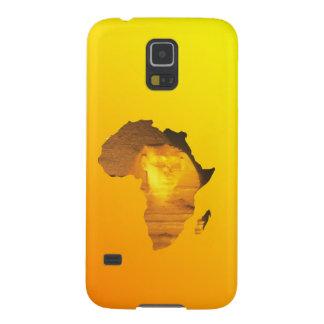 Afrika mit der Sphinxe Samsung Galaxy S5 Hülle