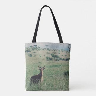 Afrikanische Antilopen-Taschen-Tasche