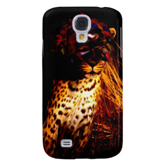 """""""Afrikanische Königin der Nacht"""" Produkte Galaxy S4 Hülle"""