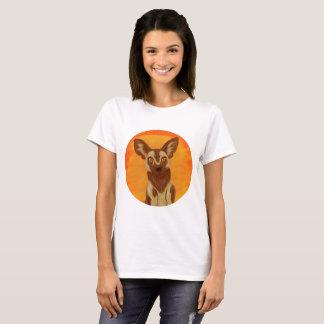 Afrikanischer wilder Hund T-Shirt