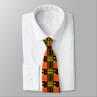 Afro-Pop Bedruckte Krawatte