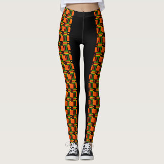 Afro-Pop Leggings