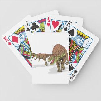 Afrovenator Bicycle Spielkarten