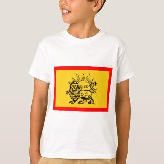 Afsharid Dynastie-Flagge (1736-1747) T-Shirt