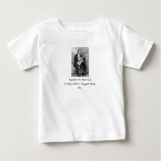 Agustín Pio Barrios, 1910 Baby T-shirt