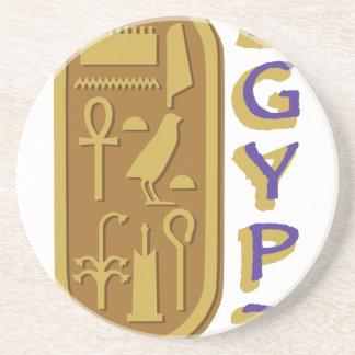 Ägypten Getränkeuntersetzer