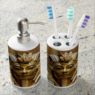 Ägypten-König Tut Badezimmer-Set
