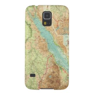 Ägypten und der Nil Samsung S5 Hülle
