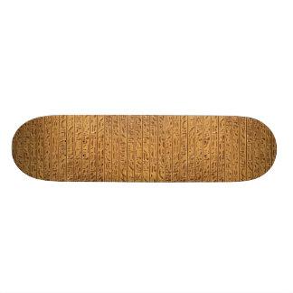 Ägypter Hieroglyphse Skateboard
