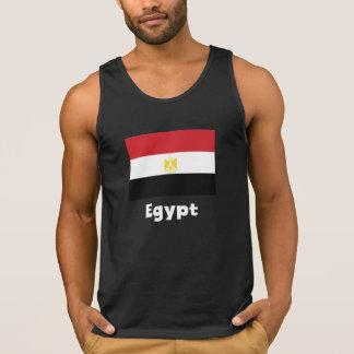 Ägyptische Flagge Tank Top