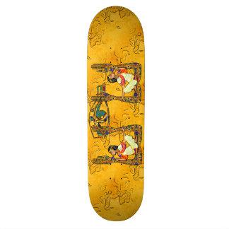 Ägyptische Fusion Skateboard