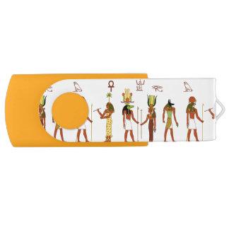 Ägyptische Götter und Göttinnen USB Stick