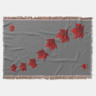 Ahornblatt-Andenken-Wurf Kanadas umfassender Decke