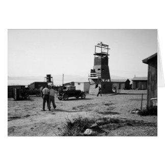 Ain Geb. Jüdische Siedlung: Dreißigerjahre Karte